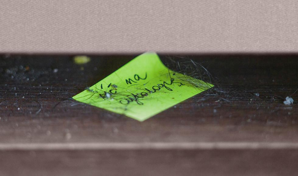 Nie zamiataj obowiązku robienia cytologii pod kanapę...