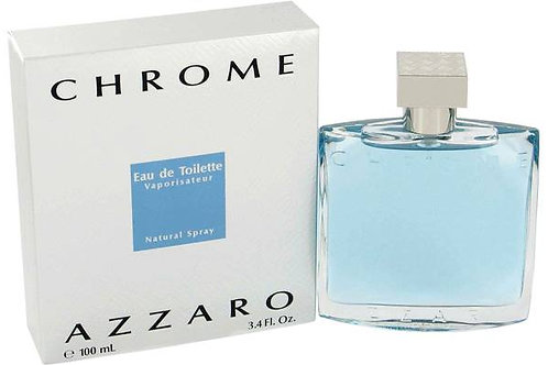 Azzaro Chrome for Men - 100ml EDT