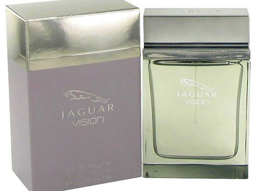 Jaguar Vision 100ml Eau De Toilette