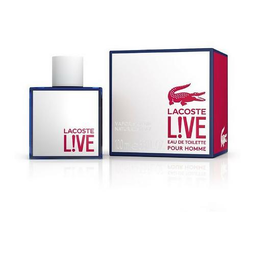 Lacoste Live for Men - Eau de Toilette, 100ml