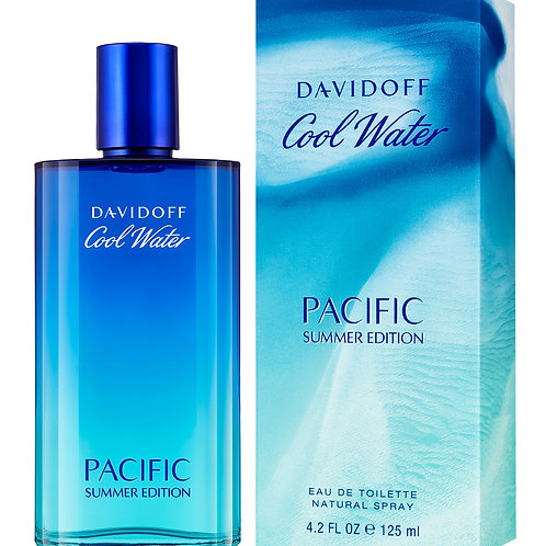 Davidoff Cool Water Pacific Summer Edition for Men 125ml Eau de Toilette