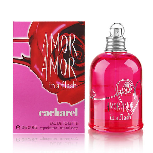 Cacharel Amor Amor In a Flash for Women 100ml EDT