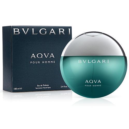 Bvlgari Aqua Pour Homme -Eau De Toilette, 100 ml
