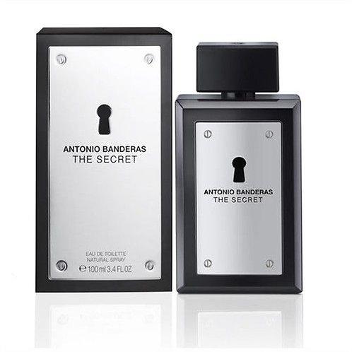Antonio Banderas The Secret for Men 100ml Eau De Toilette