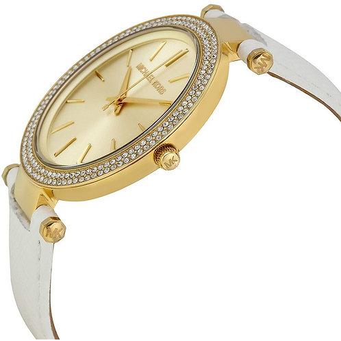 Michael Kors Darci Women's Champagne Dial Watch