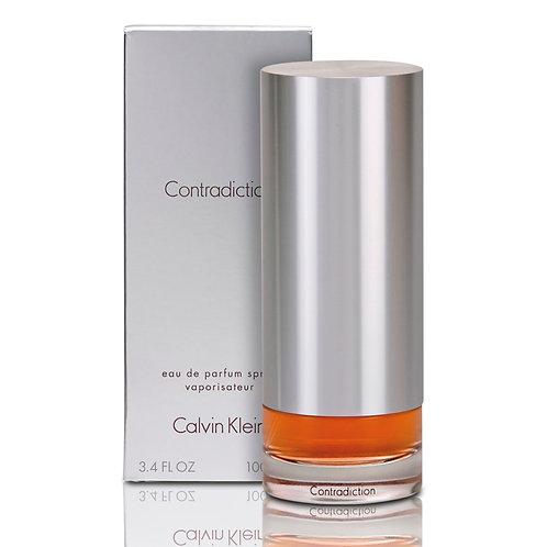 Calvin Klein Contradiction for Women - Eau de Toilette, 100ml