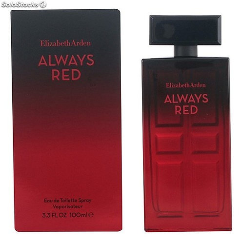 Elizabeth Arden Always Red EDT - 100 ML