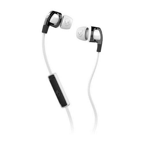 Skullcandy Smokin' Bud 2 Headset with Microphone - Black and White