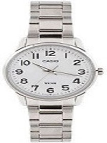 Casio Elegant Steel Watch