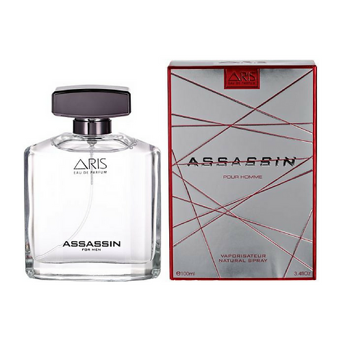 Aris Assassin for Men - Eau de Parfum, 100ml