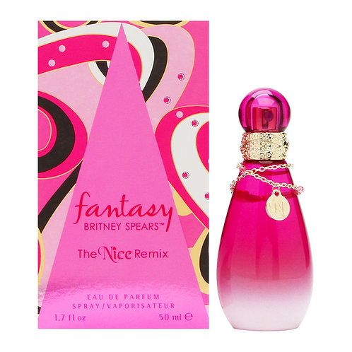 Britney Spears Fantasy The Nice Remix - 100ml Eau de Parfum