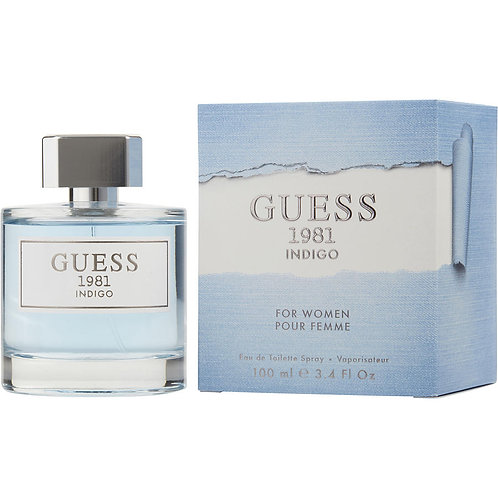 Guess 1981 Indigo for Women - EDT 100ml