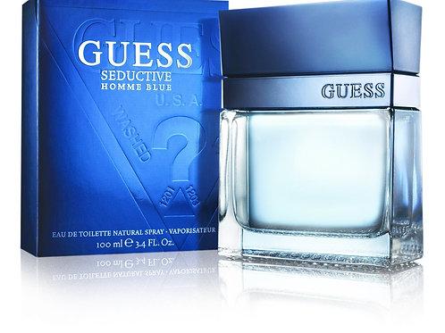 Guess Seductive Blue for Men 100ml Eau De Toilette