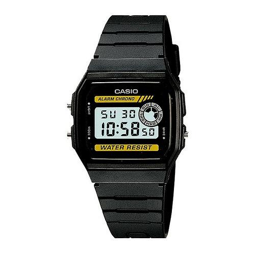 Casio Women's Digital Dial Resin Band Watch