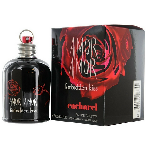 Cacharel Amor Amor Forbiden Kiss - Eau De Toilette 100 ml