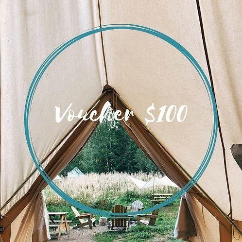 Bluff Creek Voucher $100