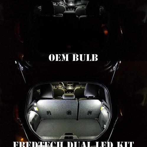 Fiesta Dual Cargo Light Kit 2009-2017 Hatchback Plug n Play