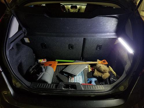 Ford Fiesta Hatchback Cargo Light 2009-2017