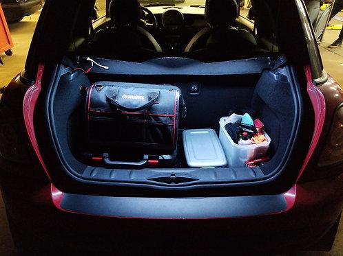 Mini Cooper R56 Trunk Light Kit