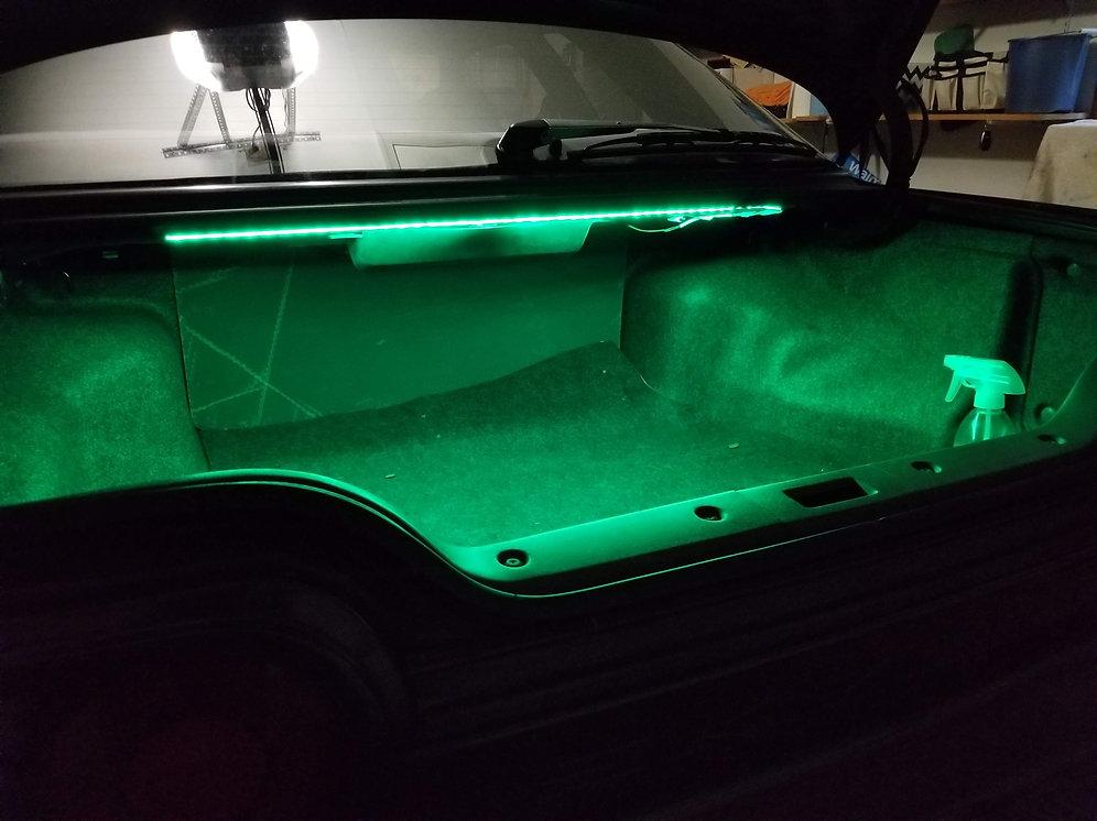 Nissan R32 R33 R34 SkylineTrunk Light Kit | FredTechLighting