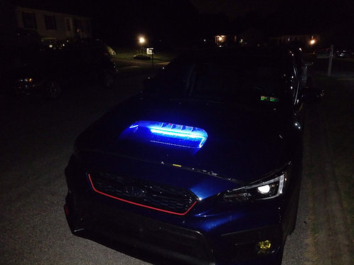 Subaru Hood Scoop Light