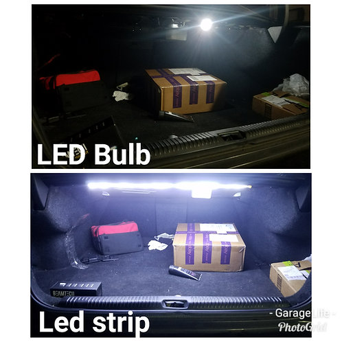 Subaru LED Trunk Light Plug and Play
