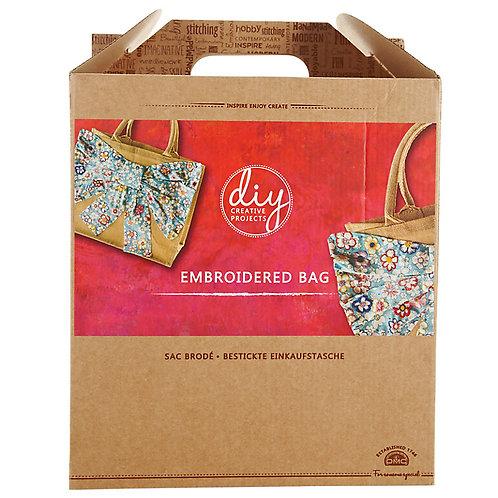Embroidery Bag DIY Kit (RK203)
