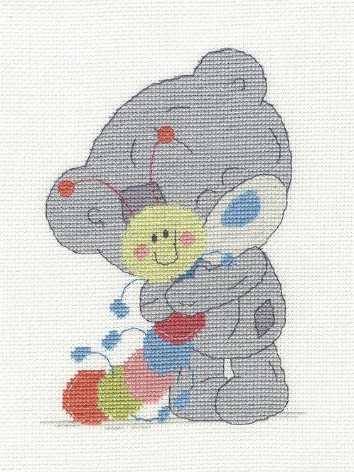 My Friend Mr Caterpillar Cross Stitch Kit (BL1127)
