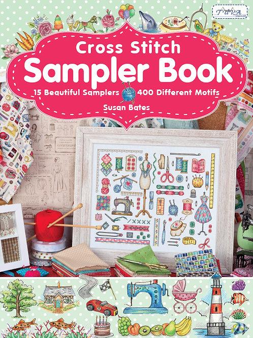 Cross Stitch Sampler Book (15030/22)