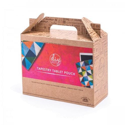 Tapestry Tablet Pouch DIY Kit (C091K)