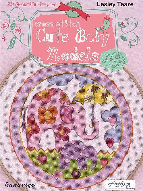 Cute Baby Cross Stitch Book (E5647483)