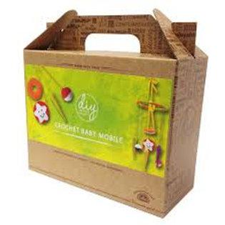 Crochet Baby Mobile DIY Kit (CR075K)