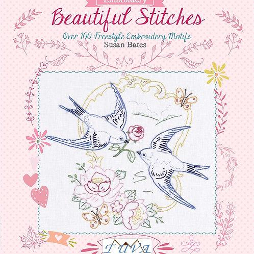 Beautiful Stitches Embroidery Book (E9192026)