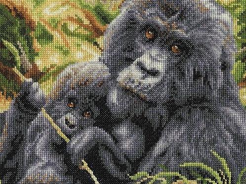 Maternal Instinct Cross Stitch Kit (BK1665)