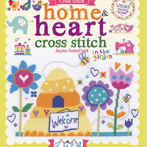 Home & Heart Cross Stitch Book (E9192019)