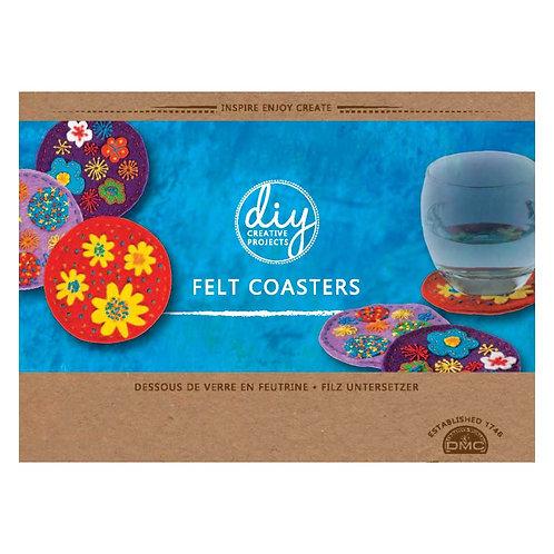 Felt Coasters DIY Kit (U2043)