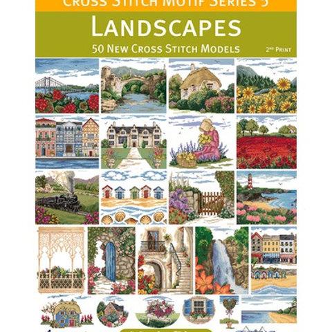 Landscapes Cross Stitch Book (15028/22)