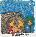 3. sleeping maurice cross stitch.jpg
