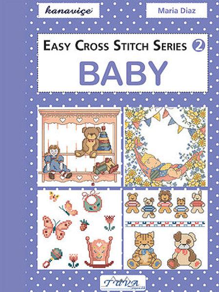 Baby Cross Stitch Book (E5647506)