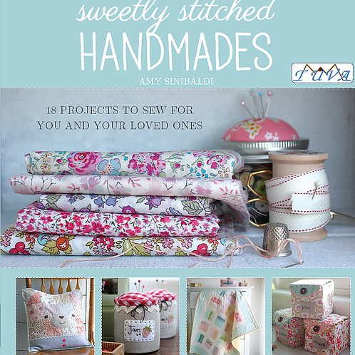 Sweetly Stitched Handmades Book (E5647667)