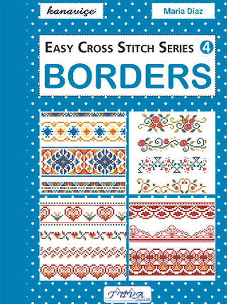 Borders Cross Stitch Book (E5647520)