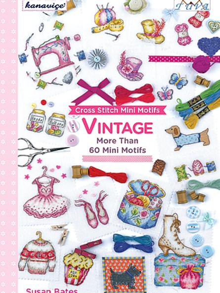 Vintage Cross Stitch Book (E5647643)