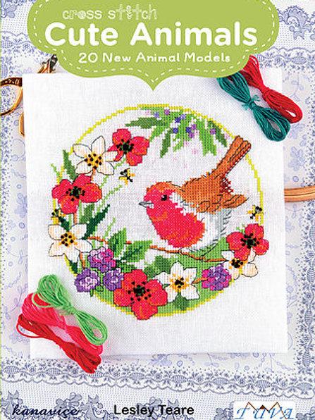 Cute Animals Cross Stitch Book (E5647650)