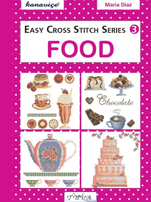 Food Cross Stitch Book (E5647513)