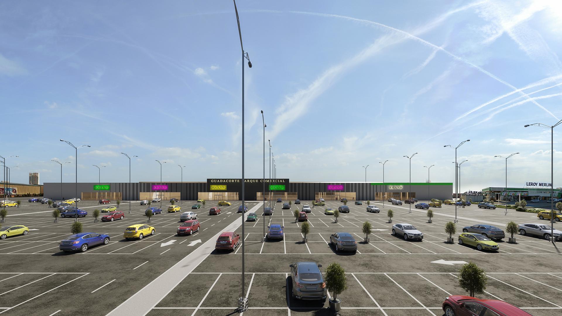 Centro comercial   Cádiz