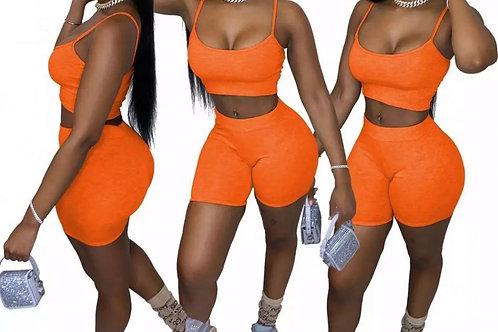 Just Peachy 2 piece