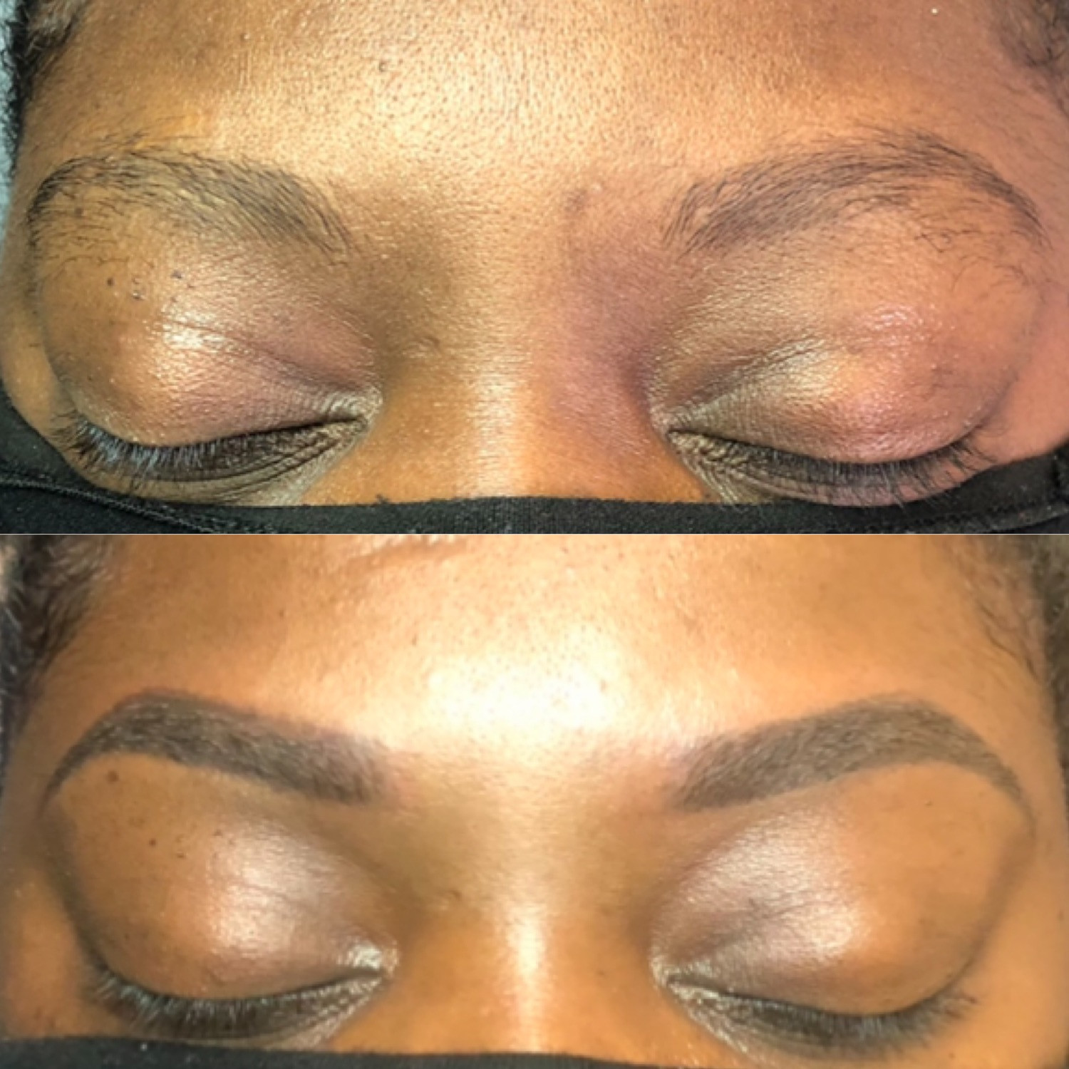 6 wk Microblading Touch Up (1st)