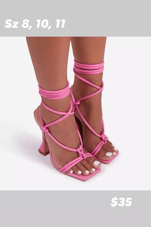 Goddess Heels (Pink)