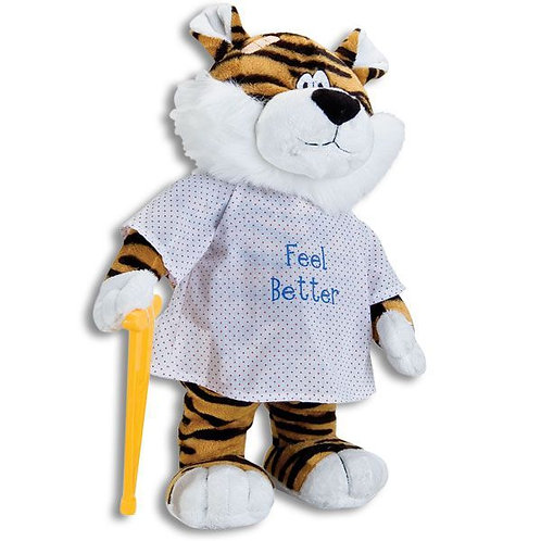 Feel Better Tiger (with Music)