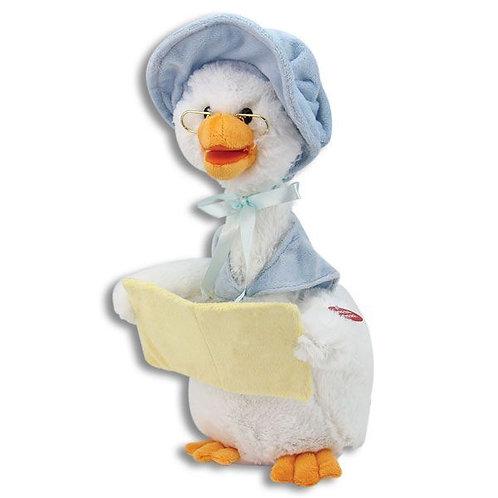 Mother Goose in Blue (Plays Nursery Rhymes)